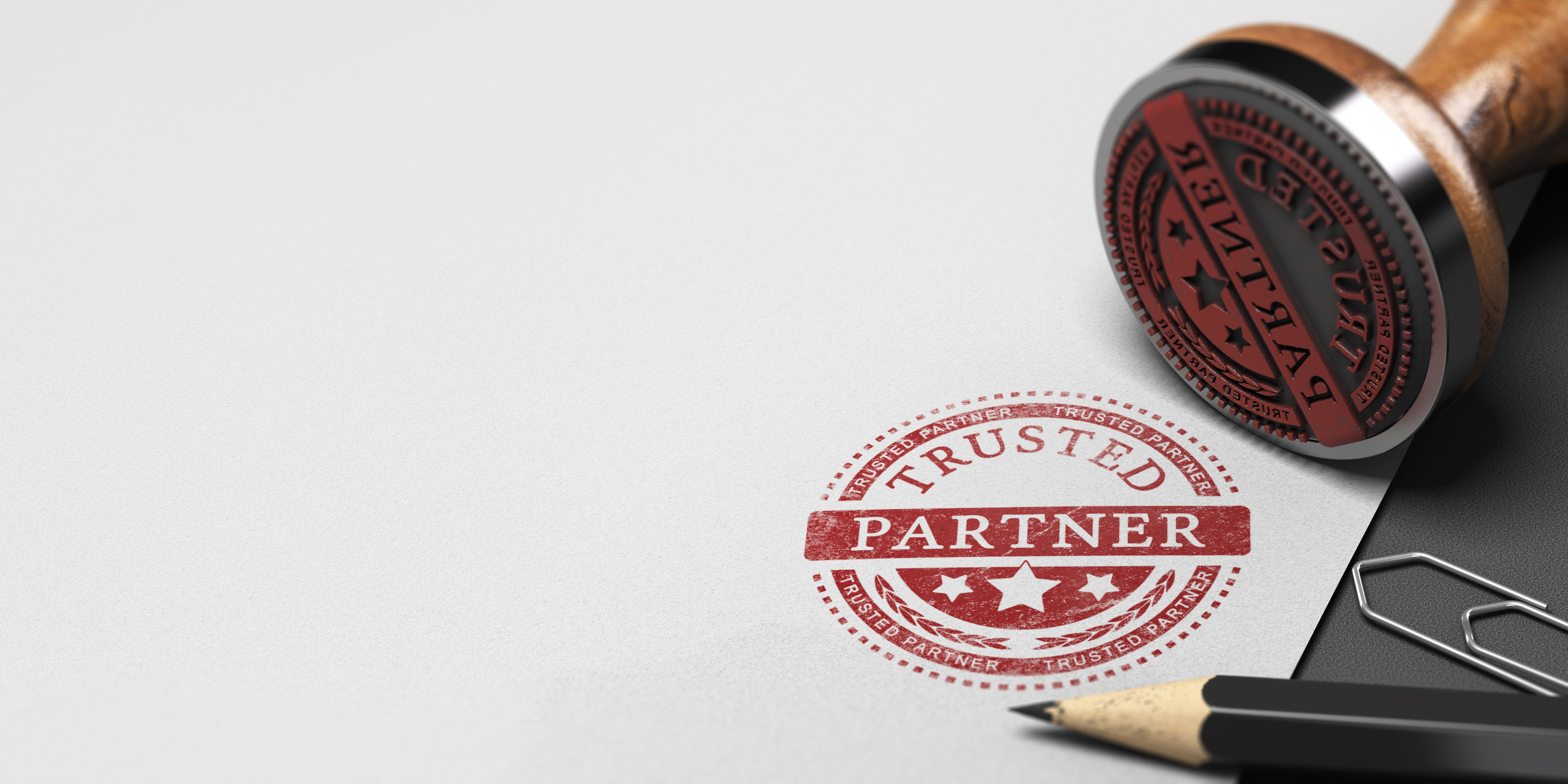 Trusted Partner, Trust in Business Partnership