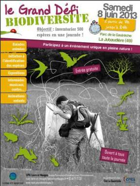 Grand Défi Biodiversité Parc Gautrêche