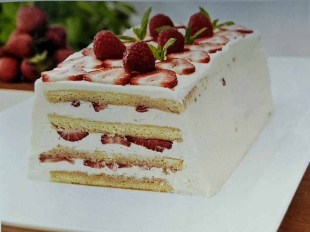 Shortcake aux fraises extrait livre de Daniel Vézina