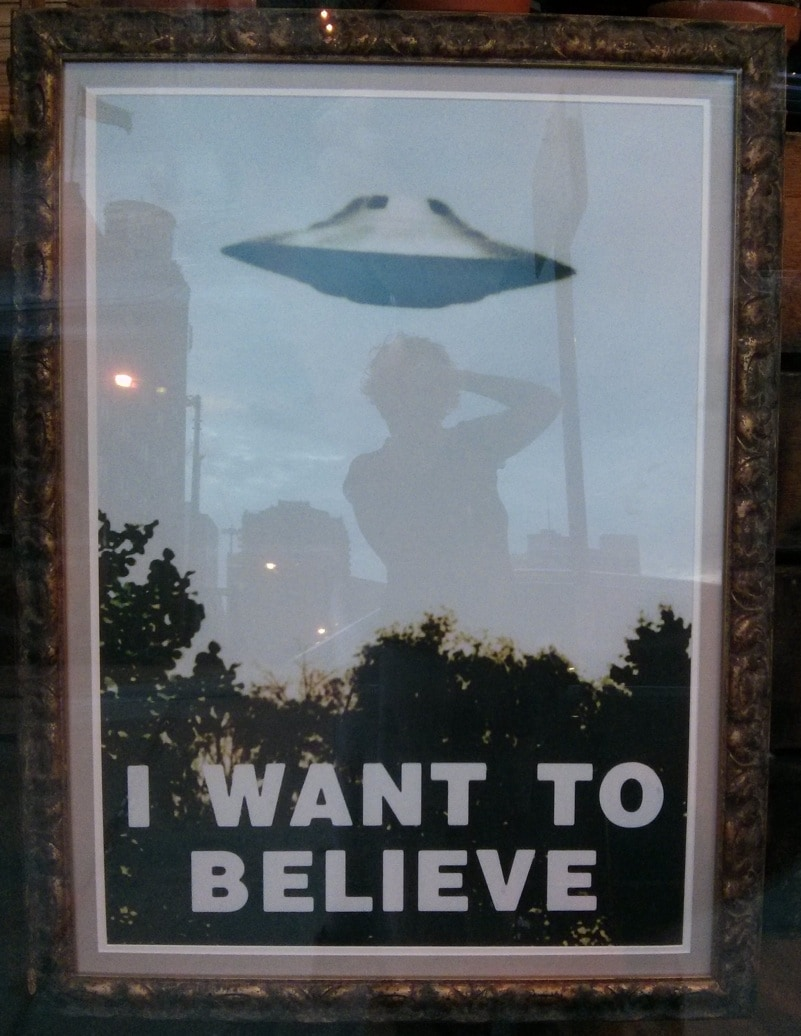 i want to believe chicago