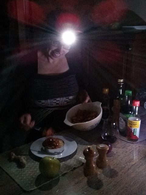 Tartare dans le noir