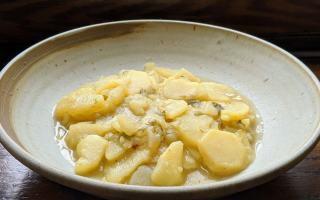 Patates Fricassées