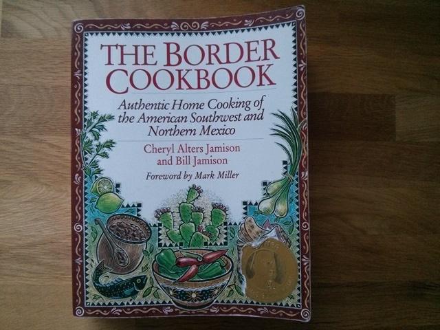 the border cookbook
