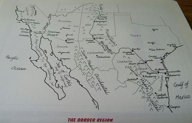 border region
