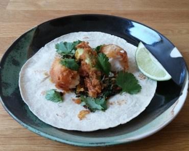 Tacos de Pescado (poisson frit)