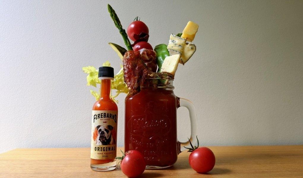 Bloody Caesar Mission Cuisine Urbaine remasterisé