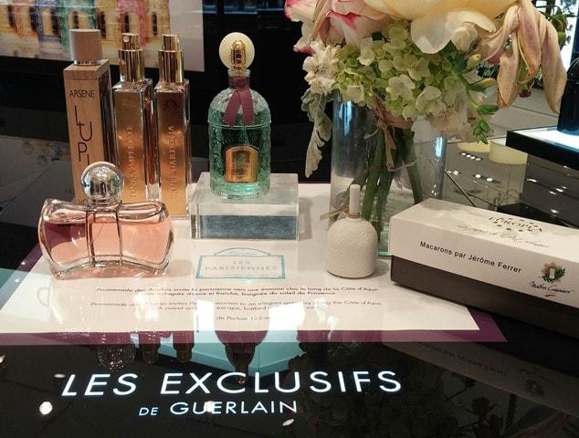 Atelier Guerlain Entre Rencontre Saveursamp; Élégante ParfumsUne 0OwknP