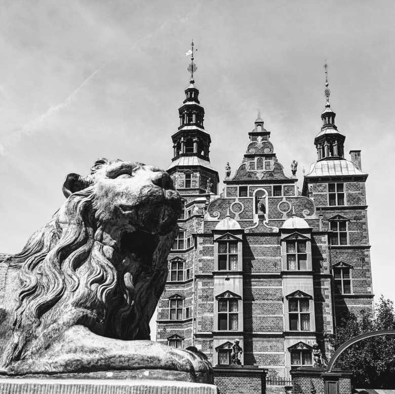 Château de Rosenborg Rosenborg Slot Copenhague au coeur des jardins