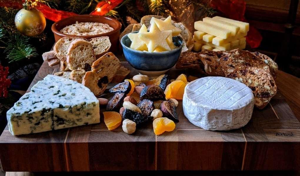 Plateau de fromages Mission Cuisine Urbaine