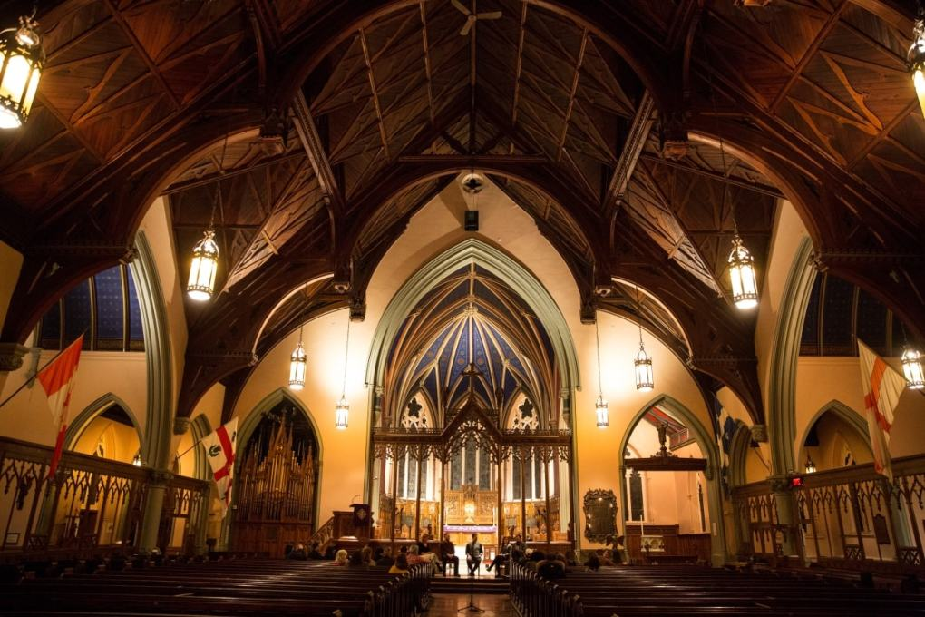 Église anglicane St-Georges