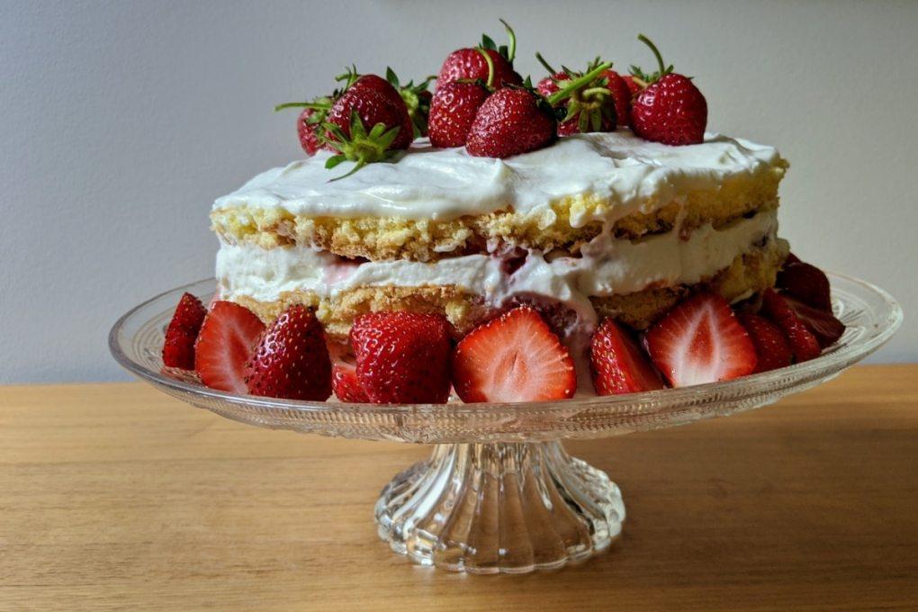 Shortcake aux fraises Mission Cuisine Urbaine version 43
