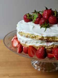 Shortcake aux fraises Mission Cuisine Urbaine 2020 le meilleur