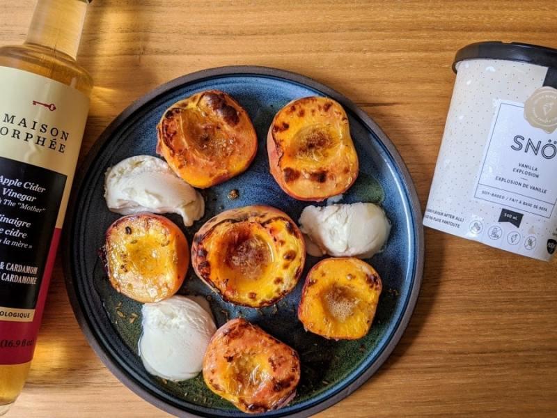 Apéro aux desserts produits à découvrir Mission Cuisine Urbaine