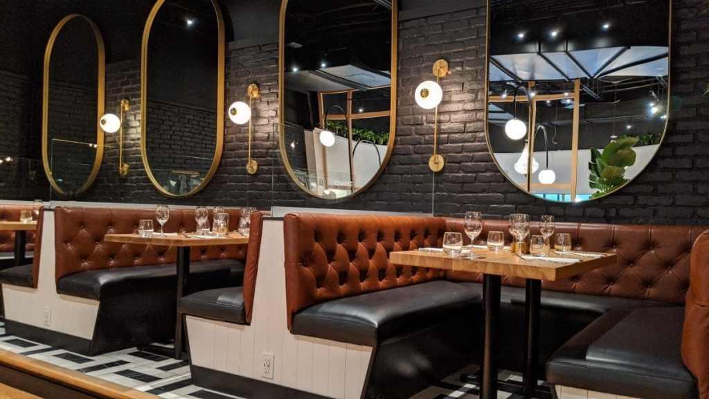 Banquette Chez Lionel