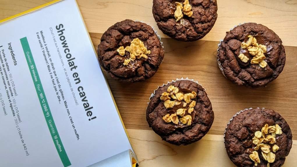 Showcolat en cavale Muffins Madame Labriski