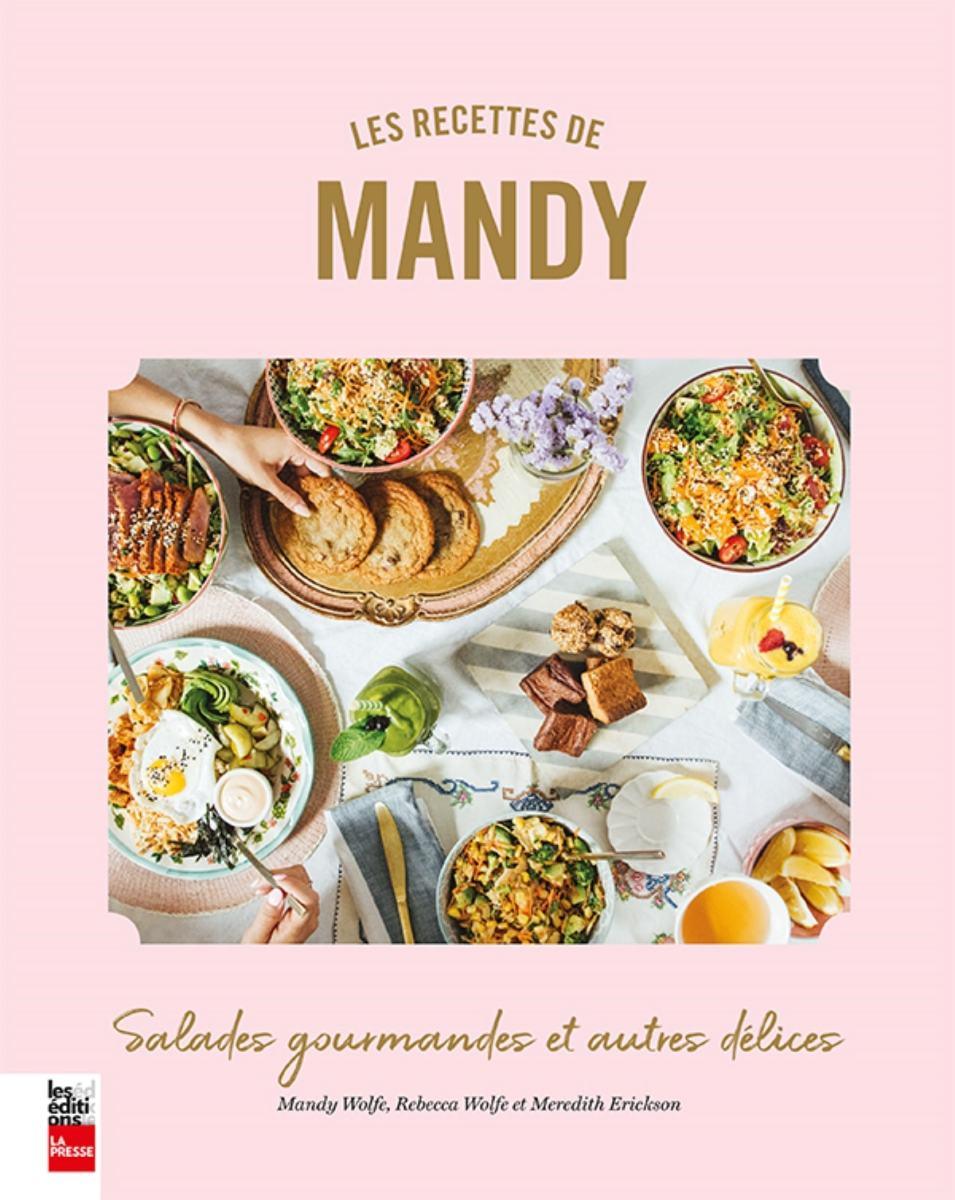 Les recettes de Mandy's