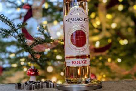 gin rouge Stadaconé
