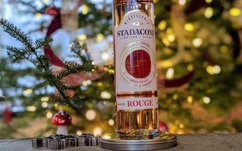 gin rouge Stadaconé