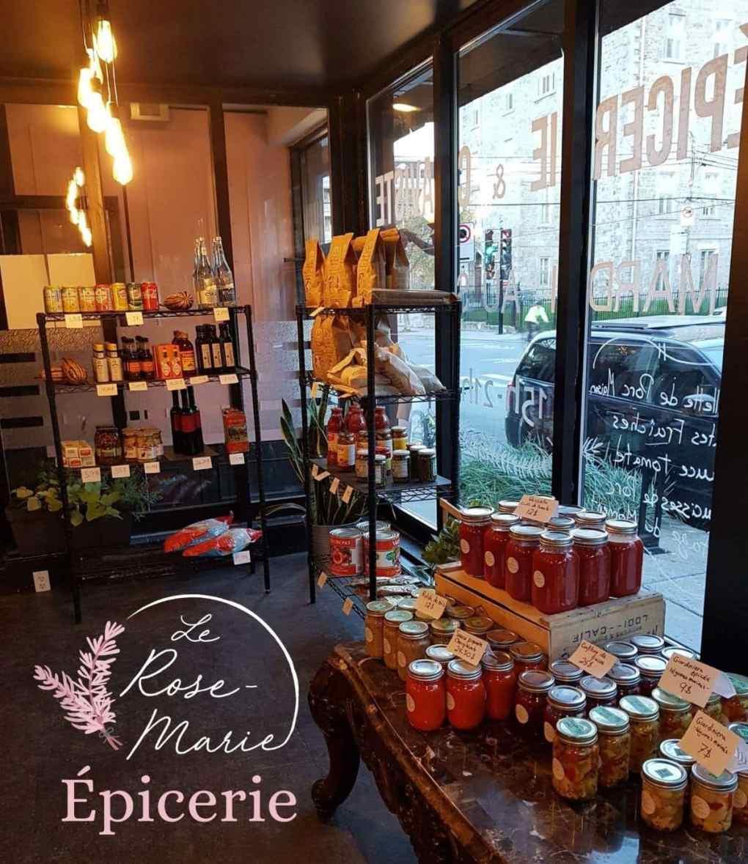Épicerie Le Rose Marie