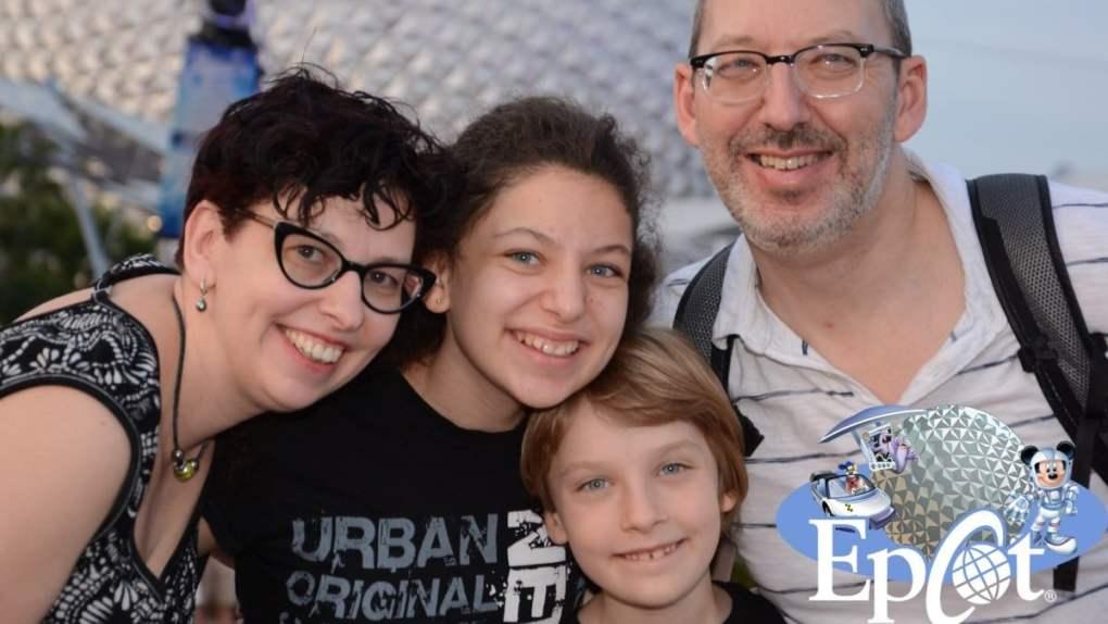 Voyager avec enfants Orlando