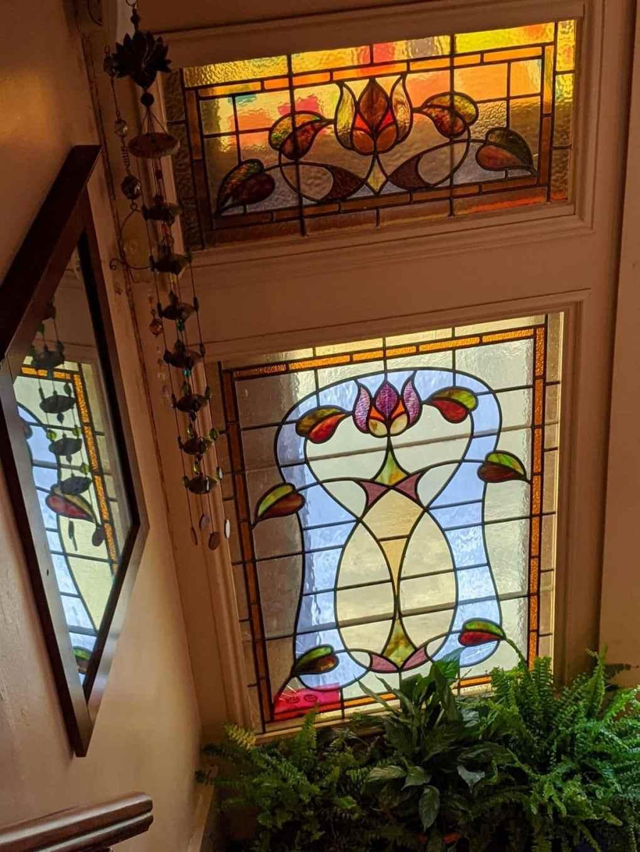 escalier Chez Temporel