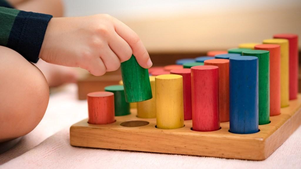 Materiali Montessori