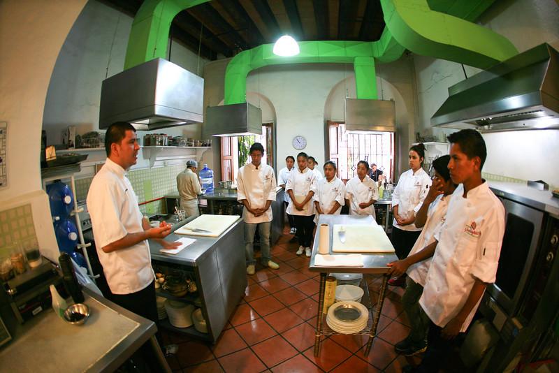 Origen Restaurant, Oaxaca, Rodolfo Castellanos, Dave Millers Mexico