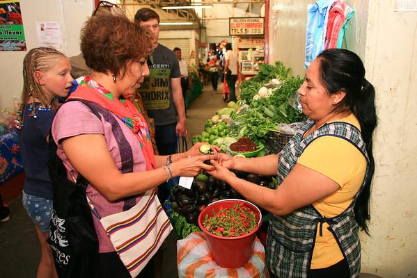 Pilar Cabrera, Mercado Sanchez Pascuas, Casa de los Sabores