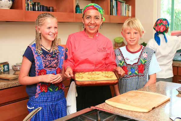 Pilar Cabrera, Casa de los Sabores Cooking School