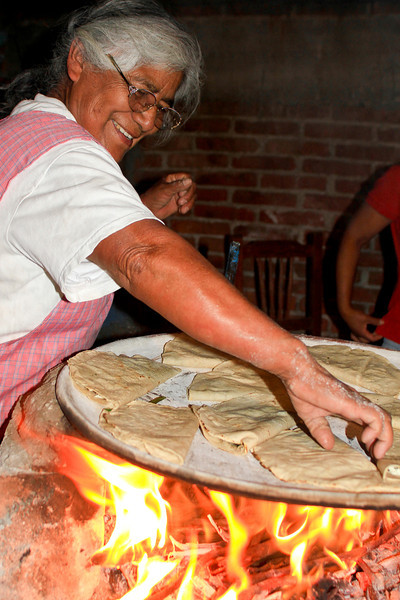 Kitchens of Oaxaca, Comal, Mexican Kitchens, Dave Miller's Mexico