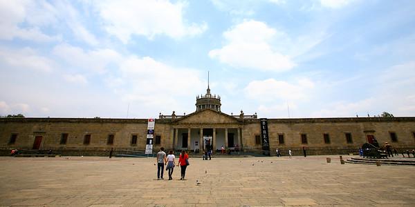 Hospicios Cabanas, Guadalajara, Orozco, Dave Miler's Mexico