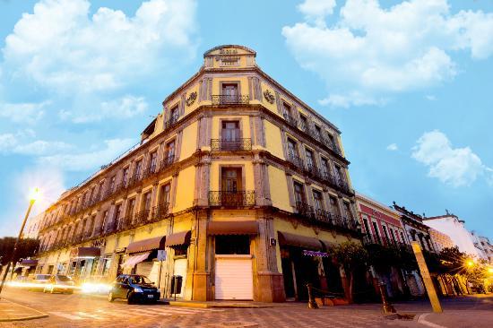 Hotel Frances, Guadalajara, Dave Millers Mexico, Mexico Hotel Tips