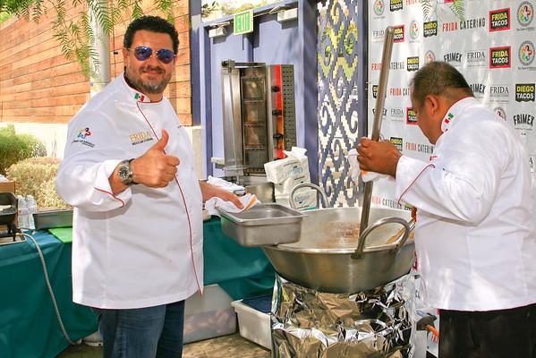 Frida Mexican Cuisine, Vicente del Rio, Taste of Mexico, Dave Millers Mexico