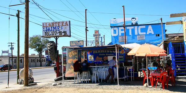 Ceviche, Ensenada, Dave Millers Mexico