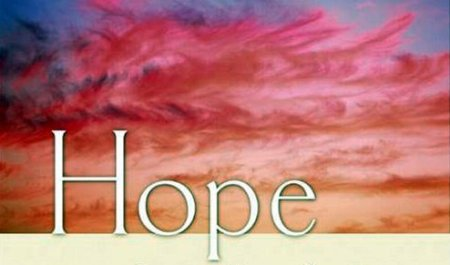 Living in Hope in the New Year   Mission Helpers How many times have we said  or heard others say     I hope the new year is  better than last year     These words may reflect the many losses and  challenges