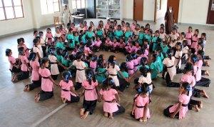 mission 2014 - cours danse classique indienne