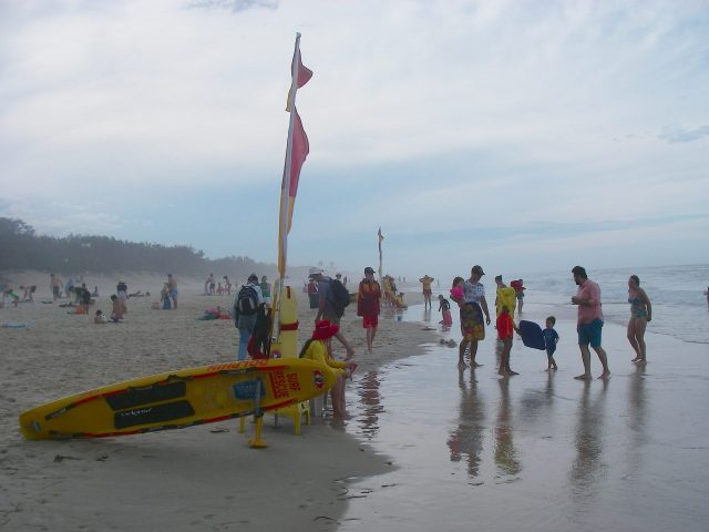 27. Australian lifeguards are some of the best trained lifeguards in the world.
