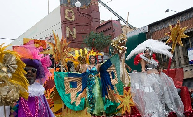 Legendary Civil Rights Leader to Head SF Carnaval