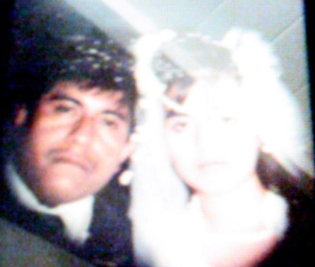 Young Jonathan and Erminda Lopez.