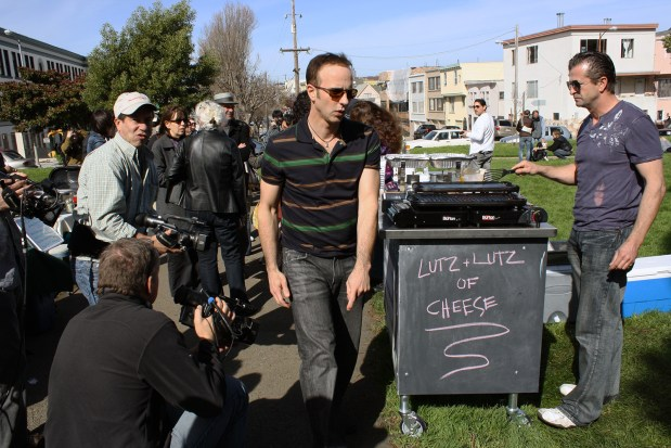 Among the things the street food craze has given San Francisco: Brian Boitano