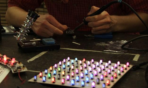 Electronic Alchemy at Noisebridge Hacker Space