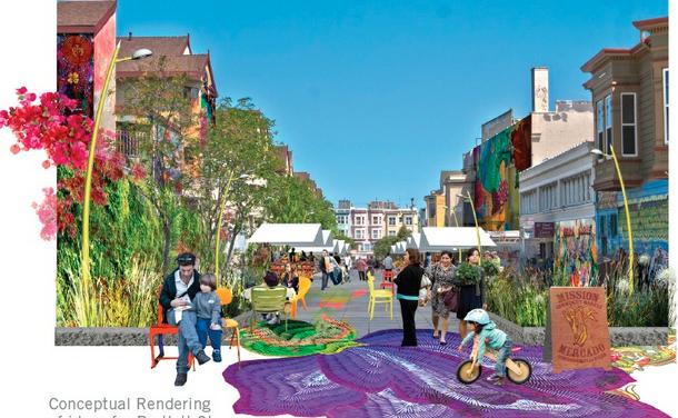 Multiplex Developers Could Fund Bartlett St. Plaza