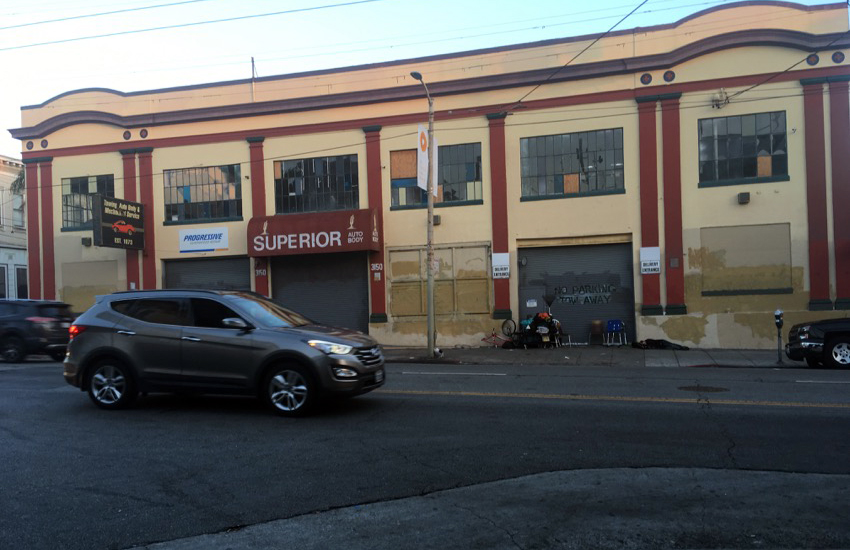Auto Garage on 16th Street Sells for $8.7 Million