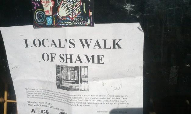 Local's Corner Protest Postponed, Talks Ensue