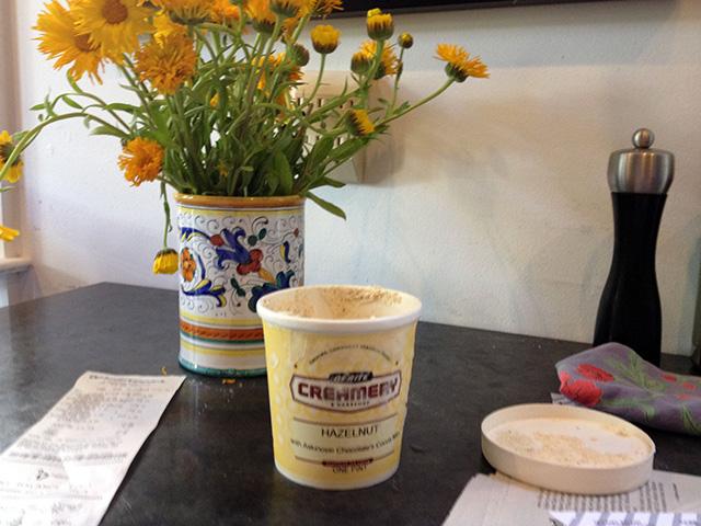 Perfect (Or Not) Bi-Rite's Hazelnut Ice Cream