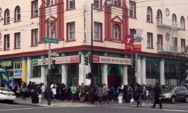 SNAP: The Mission's Newest Long Line