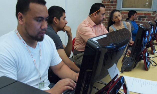 SF Mission Youth See Their Future (and Rent) in Tech