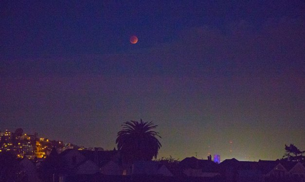 SNAP: Moon from the Mission