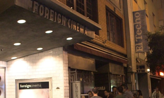 Foreign Cinema Celebrates 16, Supports News