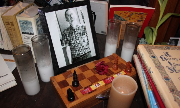 SF Chess Master and Adobe Books Patron Dead at 73